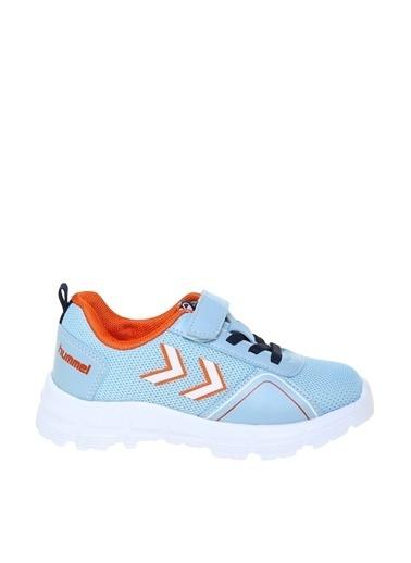 Hummel Hummel Açık Mavi Yürüyüş Ayakkabısı Mavi